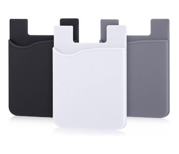 Stick-on Wallet Cellphone Case