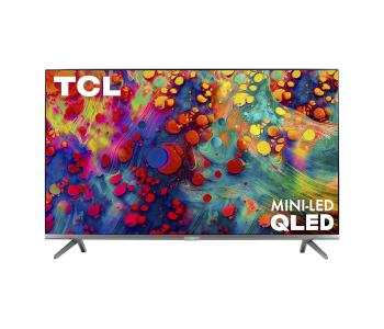 TCL 6-SERIES 120HZ 4K QLED ROKU SMART TV