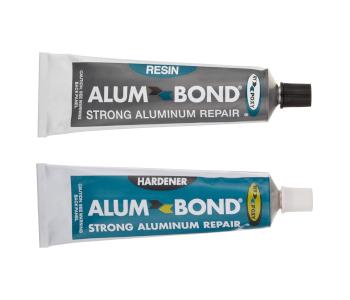 Hy-Poxy Alumbond Aluminum Putty Repair Kit