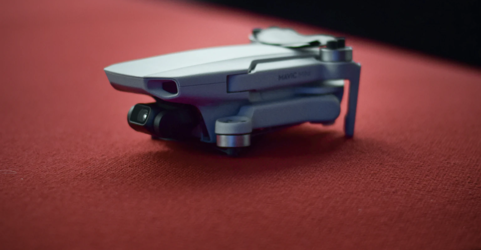 The Japan-Exclusive DJI Mavic Mini and Why It Exists