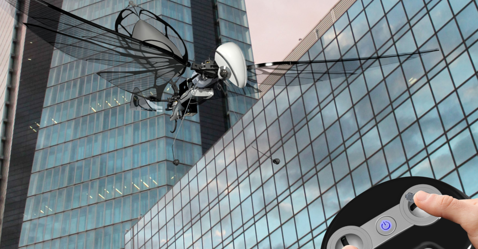 What is an Ornithopter and Will It Be the Next Big Thing in Drones?