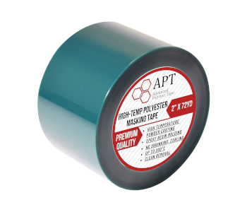 high-temperature polyester tape