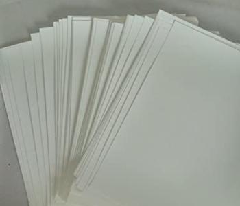 blank water transfer films