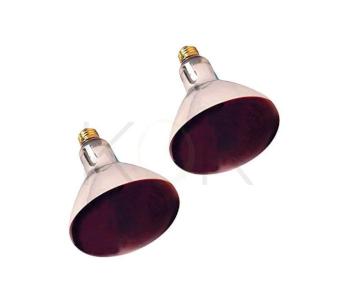 heat flood light bulbs from the KOR