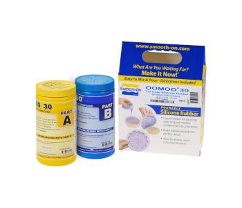 silicone mold-making kit