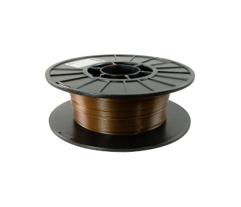 Wound-Up Coffee-Infused PLA Filament