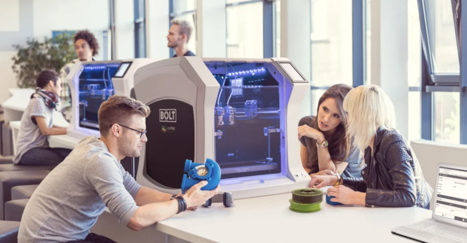 3D Printing in Education: Molding Minds