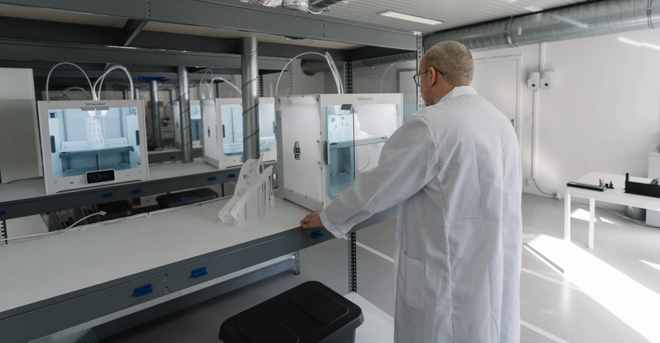 How Has the COVID Pandemic Affected the Market for 3D Printers?