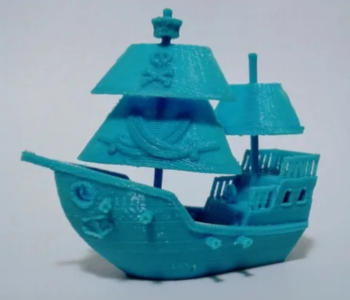 Shiver Me Timbers Benchy