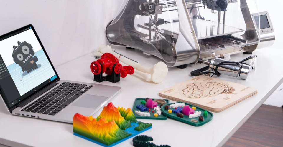 The Value of 3D Printing in STEM Education